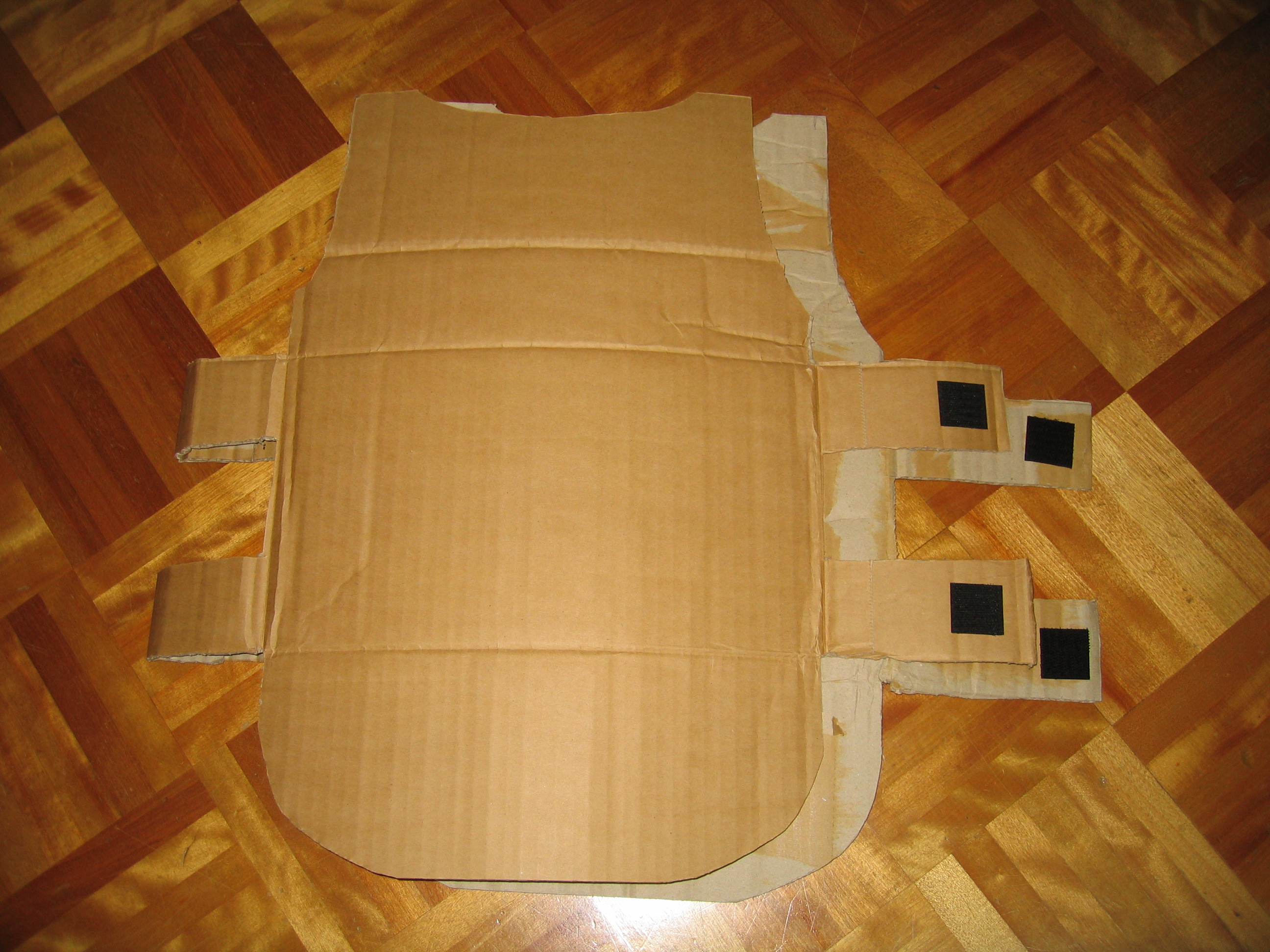 Picture of Create Body Armor!