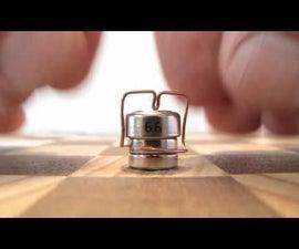 Mini Magnet Motor