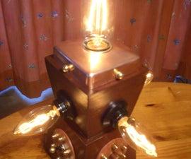Captain Nemos Lamp