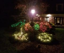 Automated Christmas Lights
