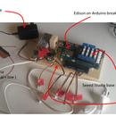 Intel® Edison Board: IoT Temperature Monitoring