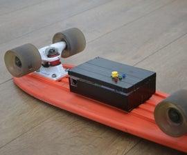 GPS Based Skateboard Analyzer