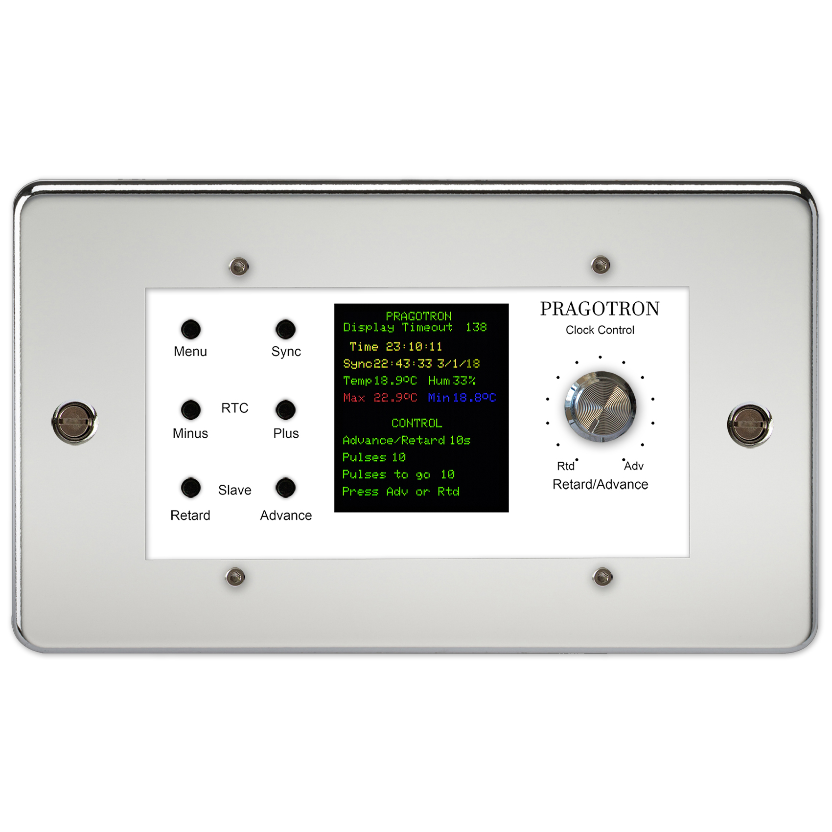 Picture of Arduino Quartz Clock Controller