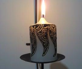 mehndi craft