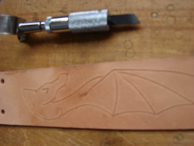 Picture of Leather Carving