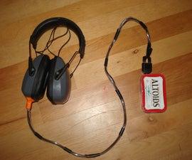 Quadraphonic(?) Jackhammer Headphones