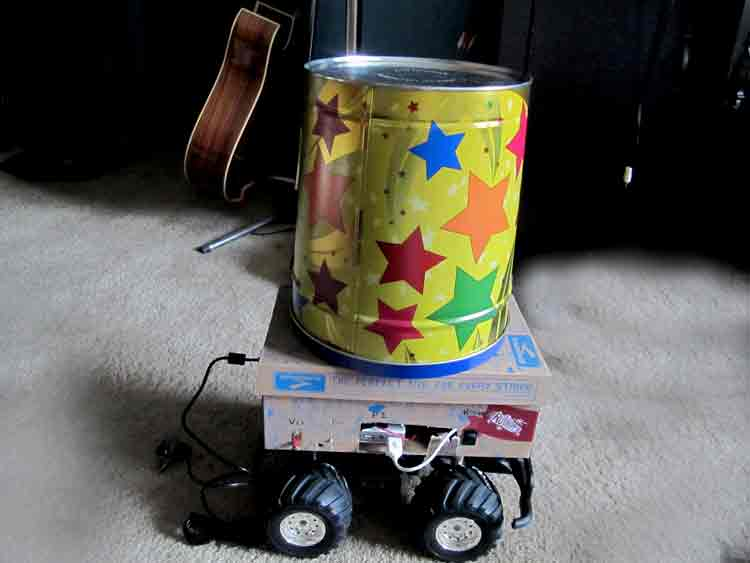Picture of Add Popcorn Tin or Other Prop