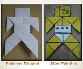 Origami Robo