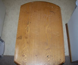How to Refurbish your Kitchen Table