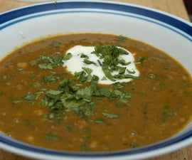 Delicious Homemade Dal