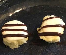 Frozen Mini Cheesecakes