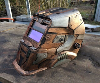 Dead Space Welding Helmet