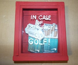 Quit Smoking Emergency Box