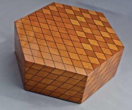 How to Make a Hexagon Box