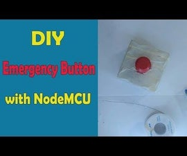 Emergency Button With NodeMCU