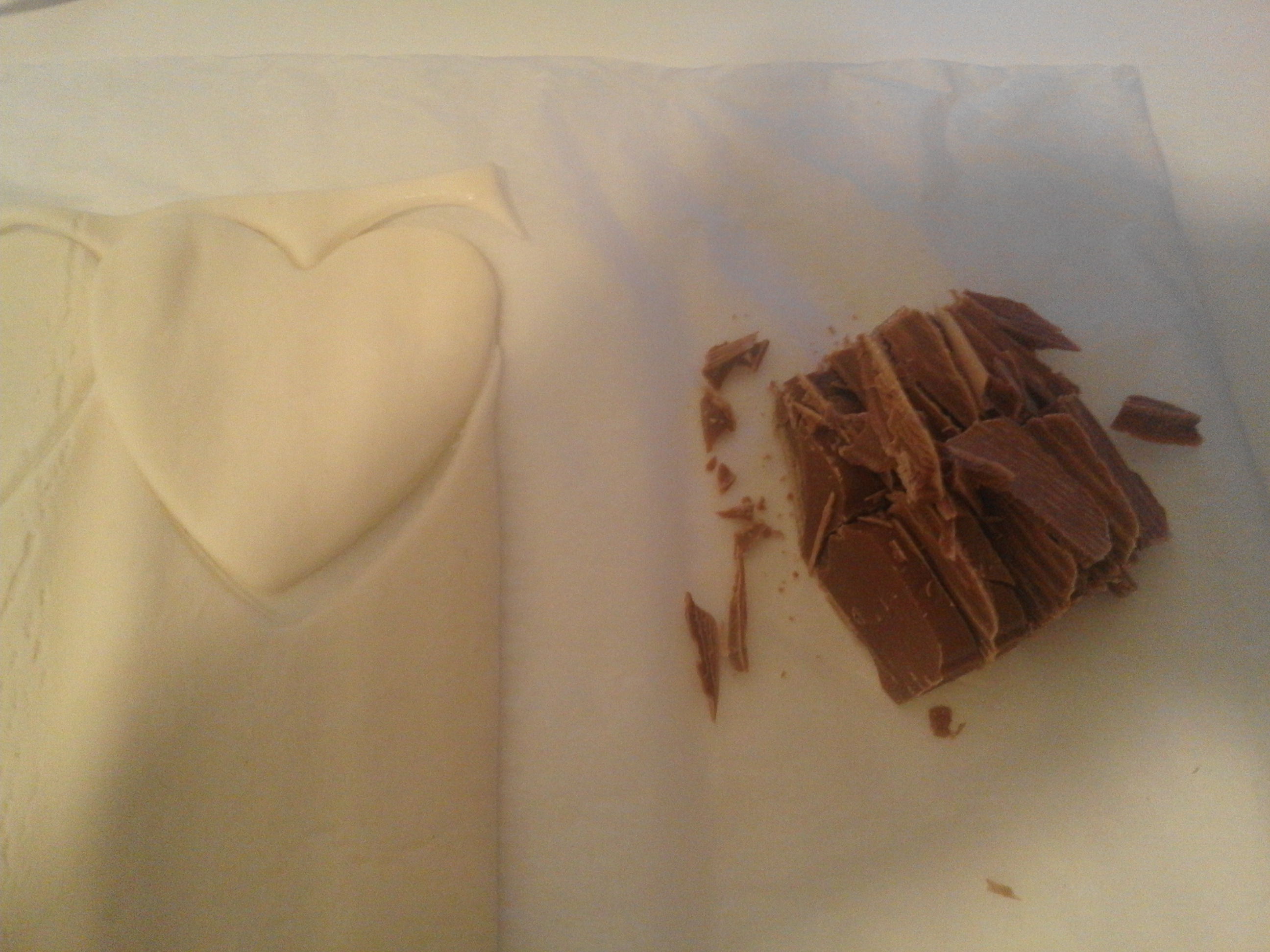 Picture of Puff Pastry and Chocolate