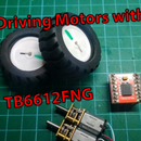 Driving Small Motors With the  TB6612FNG