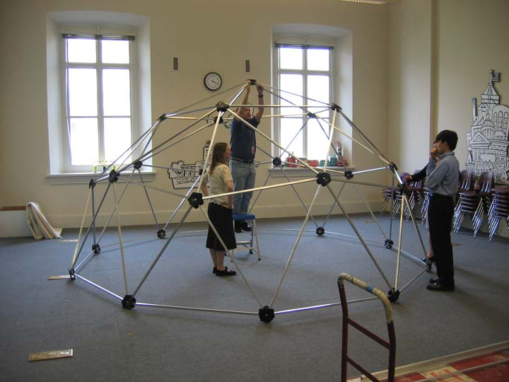 Picture of Geodesic Dome Kit