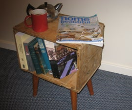 The Marat Side Table