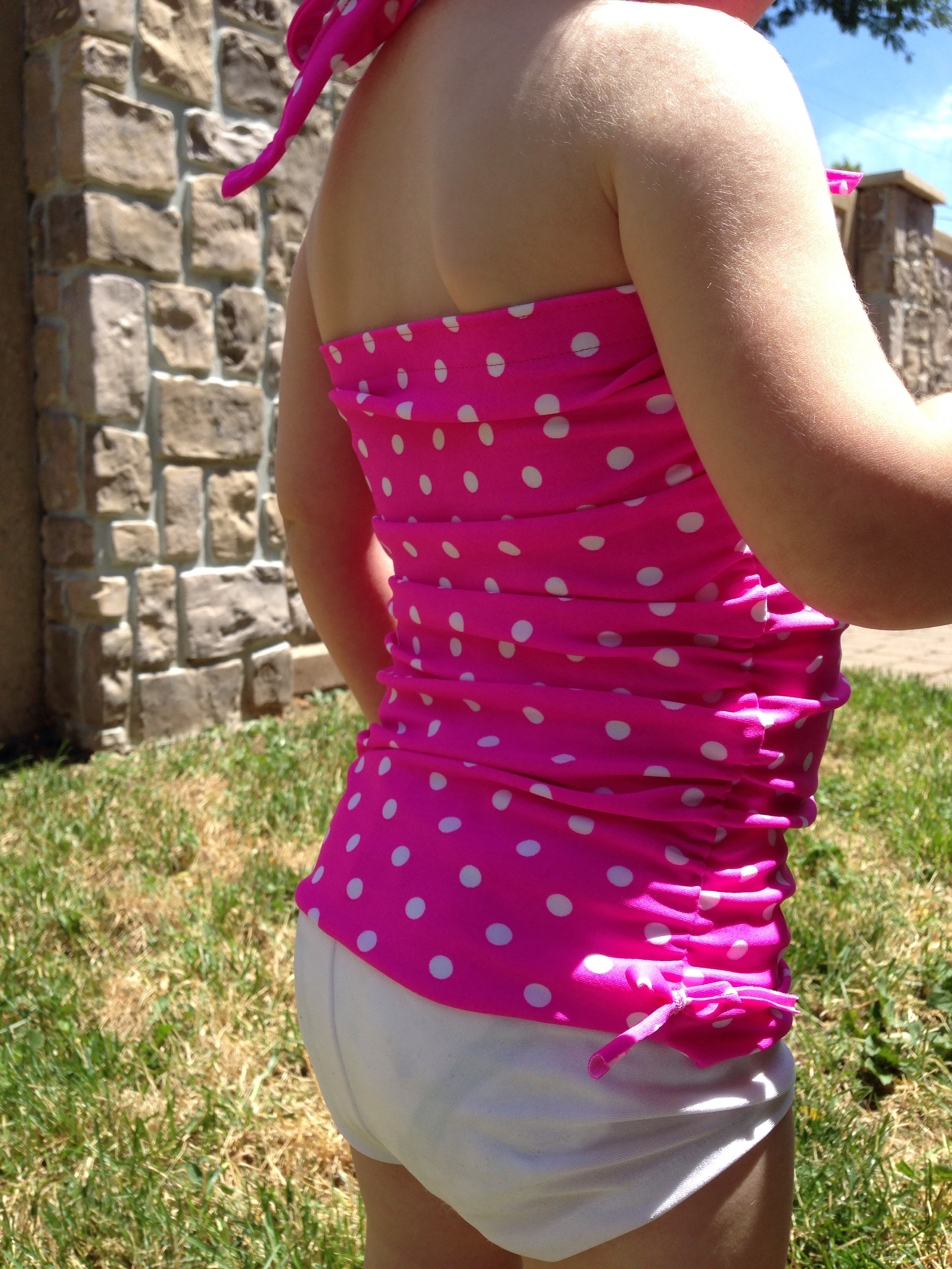 Picture of The Toddler Swim Suit