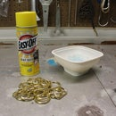 How To Remove Brass Finish While Channeling MacGyver
