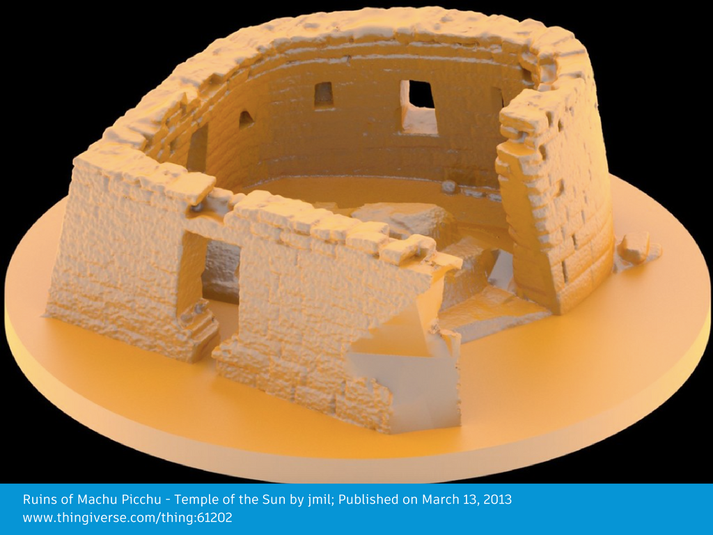 Picture of How to Teach History Using Tinkercad