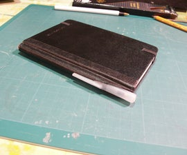 Pencil holder for notebooks