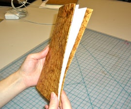 How to Sew a Softcover Pamphlet
