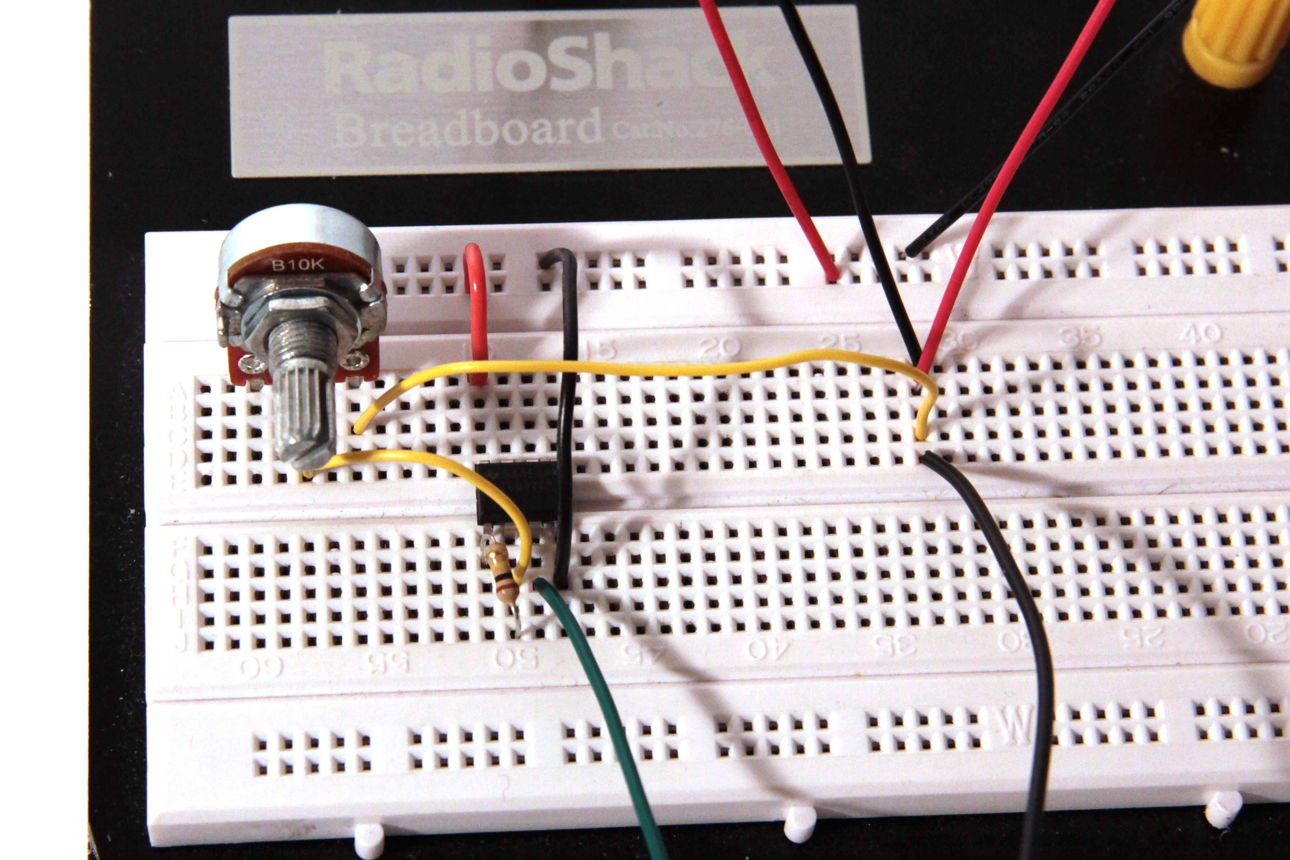 Picture of Non-Inverting Amplifier