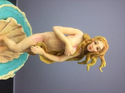 Modelling Chocolate / Candy Venus Cake