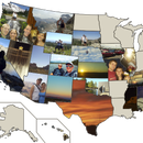 United States Photo Map