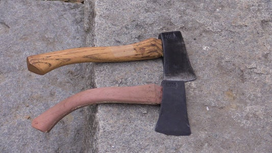 How to Make a Rubber Hatchet (Theater Props, Cosplay)