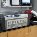 Operating the Epilog Laser Cutter