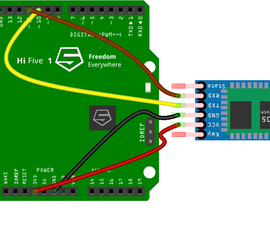 HiFive1 Arduino With HC-05 Bluetooth Module Tutorial