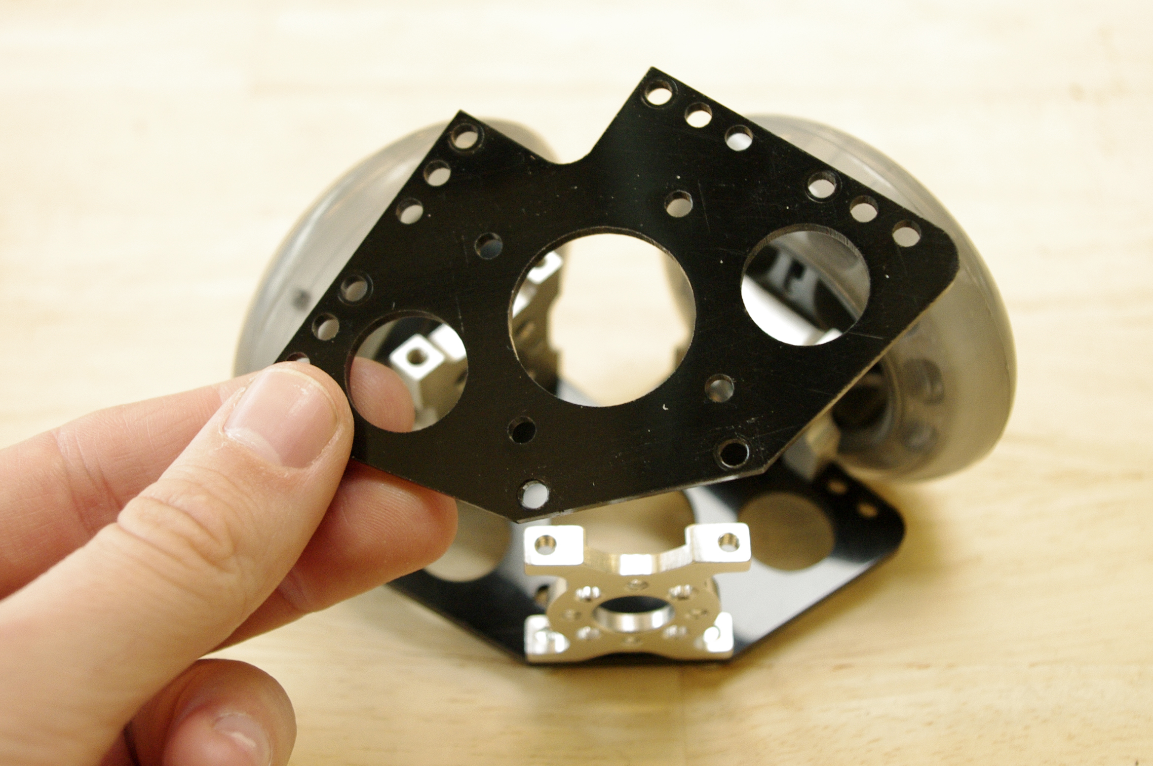 Picture of Idler Wheel Assemblies