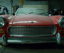 Mini Restoration: '67 Austin Healey Sprite MKiV