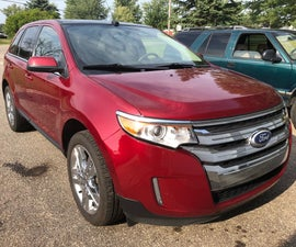 Ford Edge Brake Booster Replacement