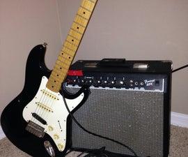 Basics Of Guitar Playing
