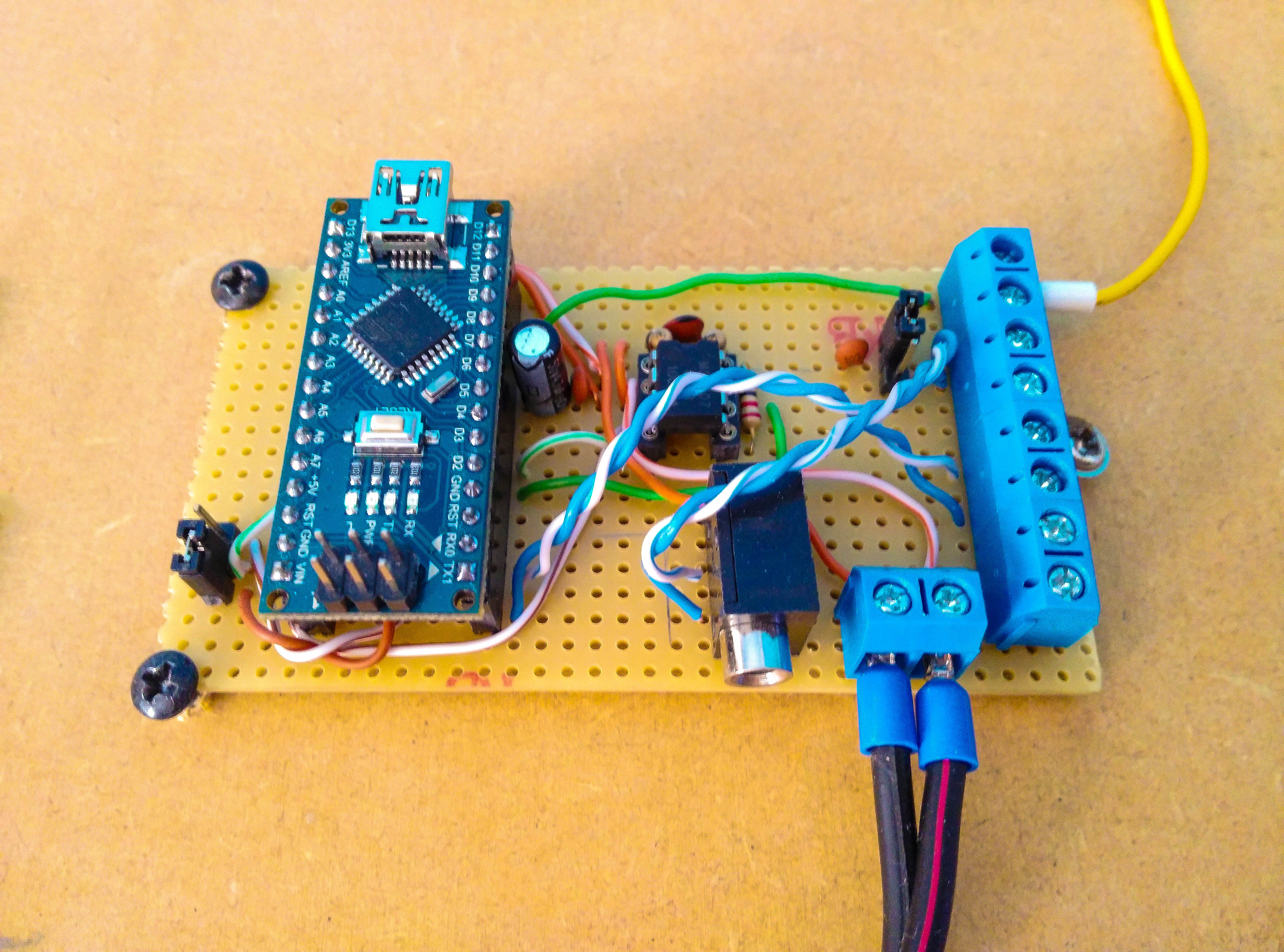 Picture of Make the Controller Board: