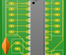 Arduino Stand- Alone PCB