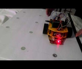 Robotic Indoor Navigation With RFID/NFC Tags