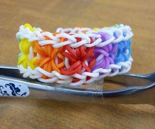 Rainbow Star Burst Bracelet