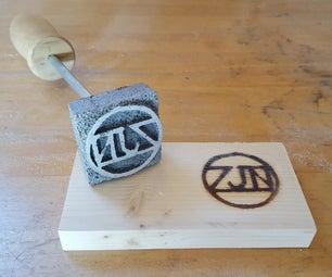 Aluminum Branding Iron