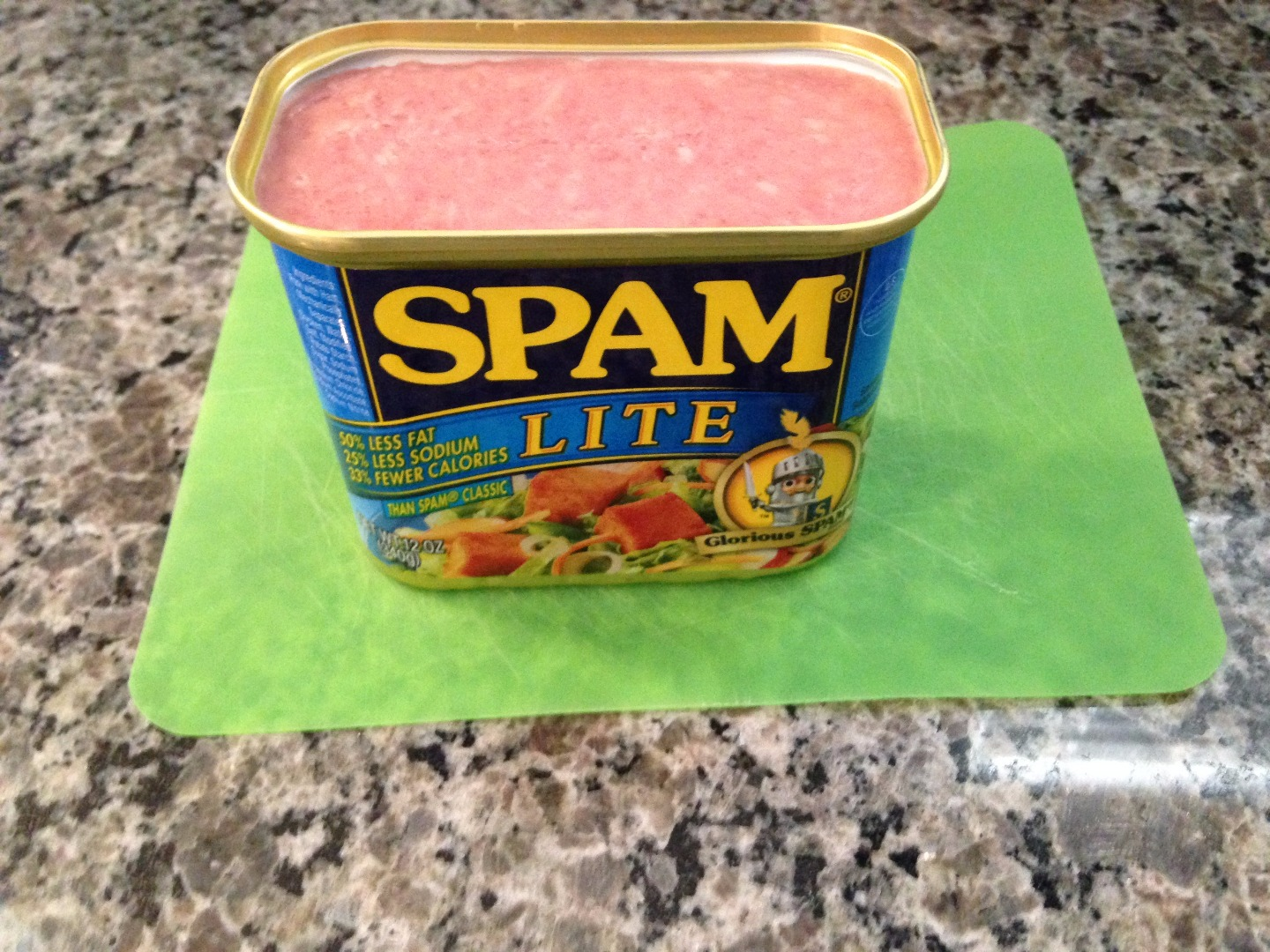 Picture of Smoking SPAM -Snaking While Cooking the Big Stuff