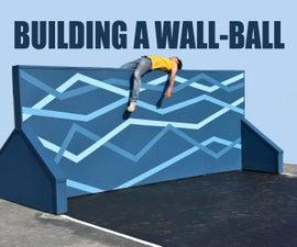 Building a Wall-ball Court