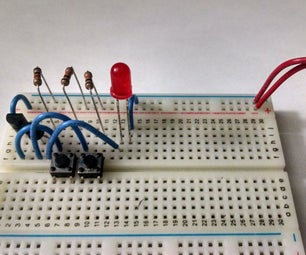 Build a AND Gate From Transistors