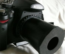 Camera-microscope adapter for less than $15