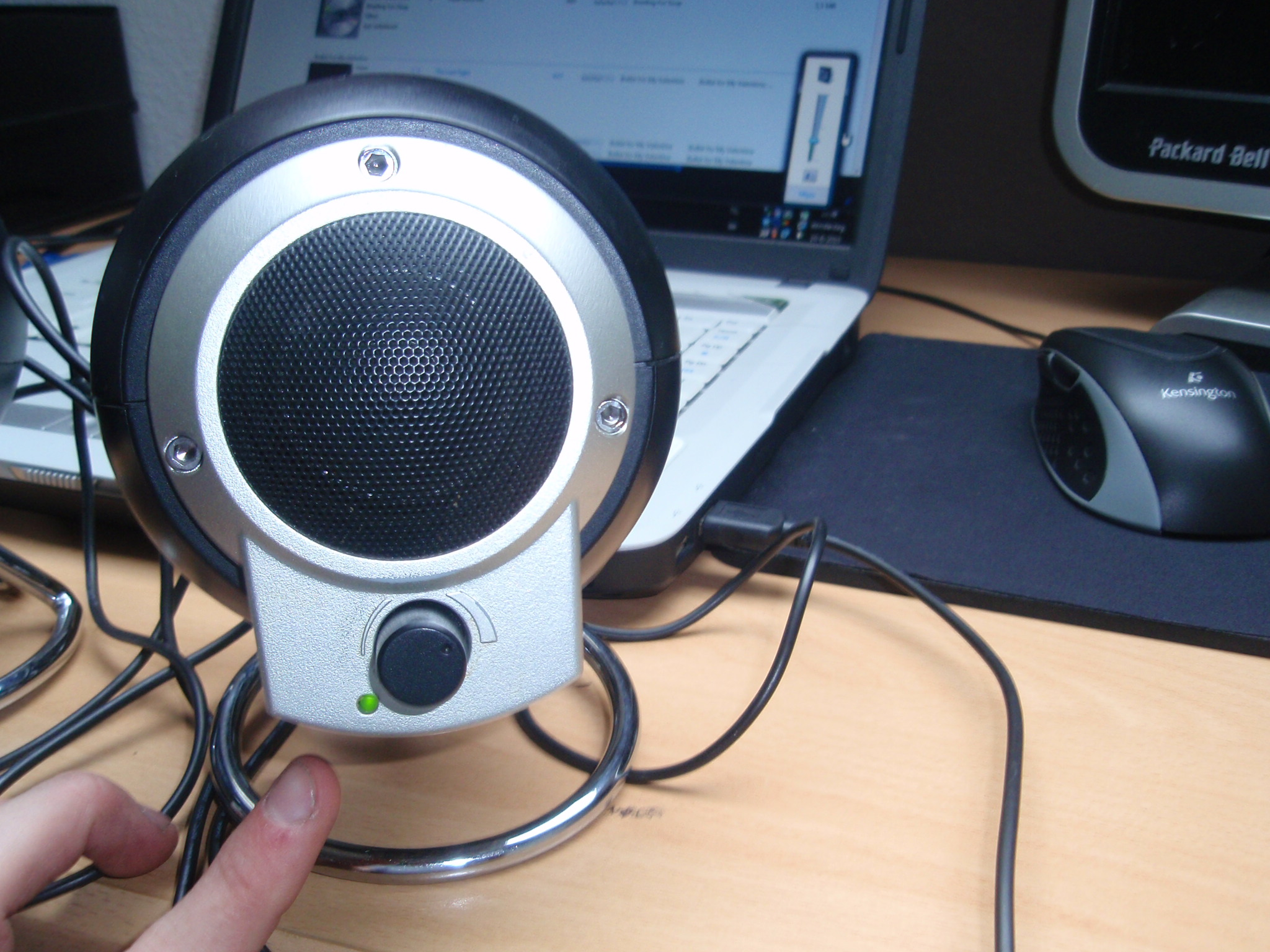 Picture of USB Powered Speakers