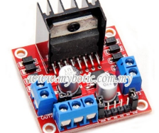 Tutorial for MD-L298 Motor Driver Module