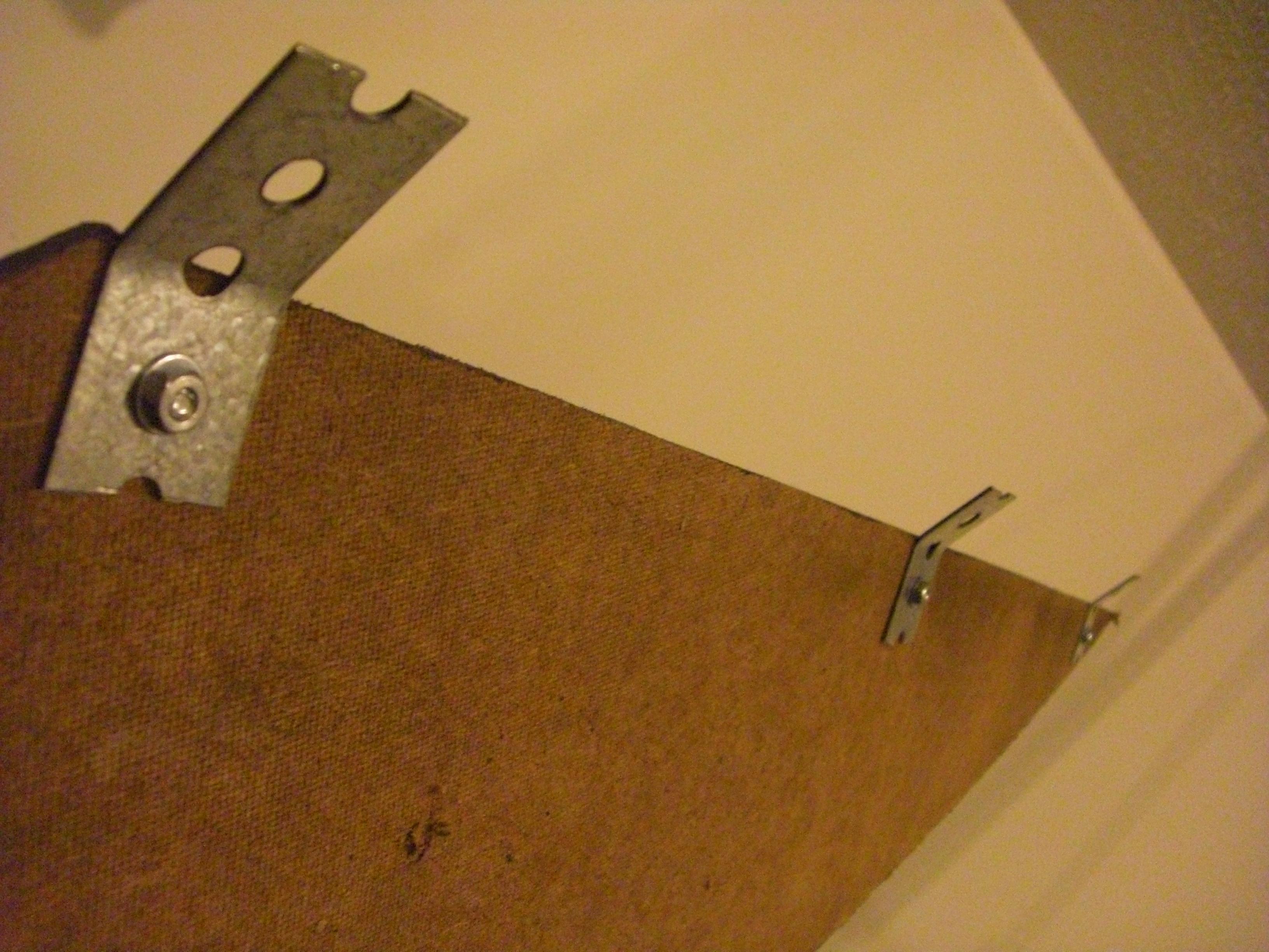 Picture of Panel Attachment Hardware